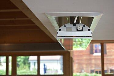 Spot 2800 Lift Box Accessorie - In-Situ Image by Heatscope Heaters
