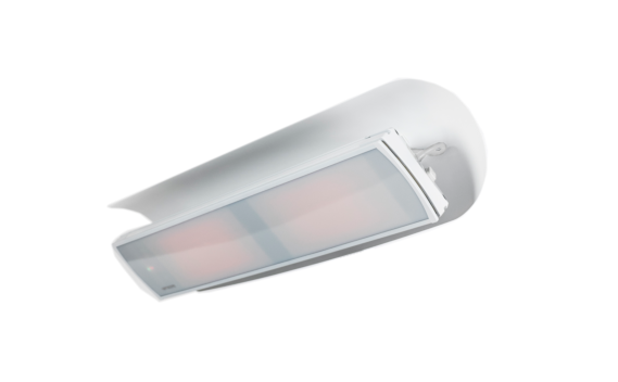 Weathershield 5 White Accessorie - White / White by Heatscope Heaters