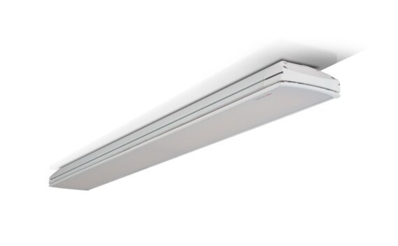 Vision 3200W Collection - White / White - Flame Off by Heatscope Heaters