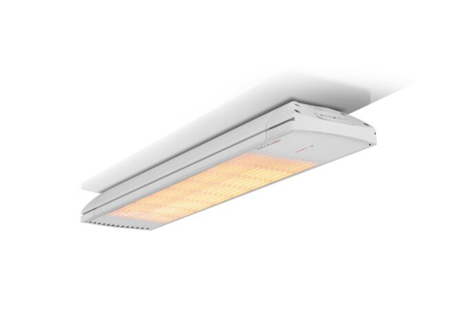 Spot 2800W Full Collection - White / White - Flame On by Heatscope