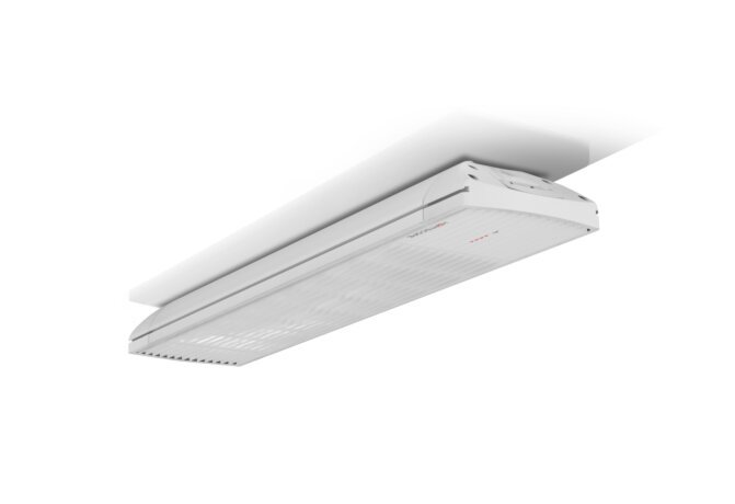 Spot 2800W Full Collection - White / White - Flame Off by Heatscope