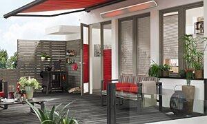 Vision 3200W Hotels & Restaurant - In-Situ Image by Heatscope