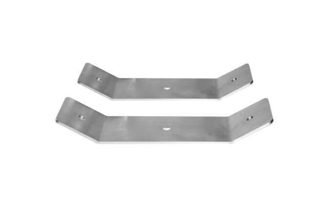 Dual Fixing Rod Accessorie - Stainless Steel by Heatscope